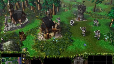 "Warcraft 3 TFT ""Кампания - Old Gods 1.04d"""
