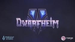 Ощутите силу гномов - новый геймплейный тизер DwarfHeim