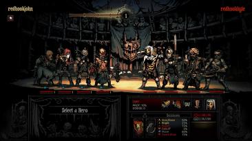 Подробности о предстоящем PvP-режиме в бесплатном дополнении The Butcher's Circus к Darkest Dungeon