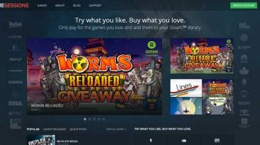 Сервис Gamesessions раздает бесплатно игру Worms Reloaded