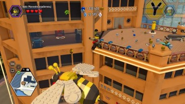 LEGO City Undercover - СЕКРЕТНЫЕ АГЕНТЫ ЛЕГО СИТИ