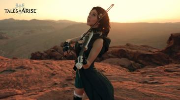 Одна из самых известных скрипачек в You Tube исполнила музыкальную композицию из Tales of Arise