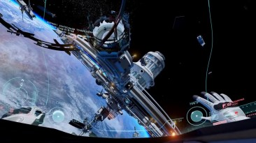 ADR1FT - Симулятор Девушки Космонавта