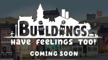 Buildings Have Feelings Too! выйдет в марте на PS4, Xbox One, Switch и ПК