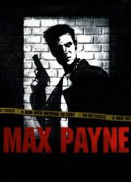 Обложка игры Max Payne