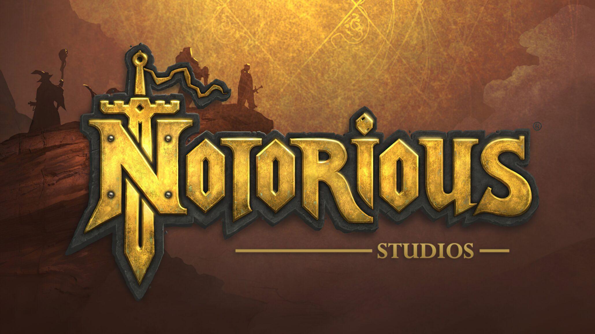 Notorious Studios, основанная бывшими разработчиками WoW, хочет создать новую фентезийную многопользовательскую RPG