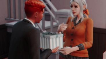 """The Sims 4 """"Очки влияния за подарки"""""""
