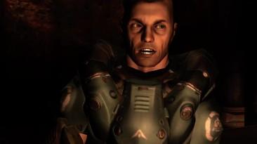 Doom 3 с 4К на Xbox One X