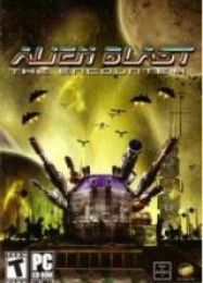 Обложка игры Alien Blast: The Encounter
