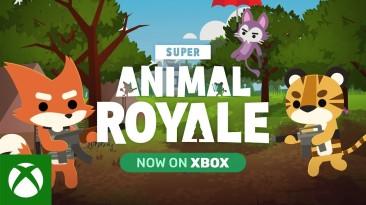 Super Animal Royale - Пушистый Battle Royale вышел на Xbox