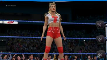 """WWE 2K16 """"Lacey Evans Костюм WWE 2K20 порт WWE 2K19 мод"""""""