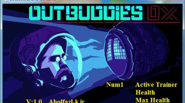 Outbuddies DX: Трейнер/Trainer (+2) [1.0] {Abolfazl.k}