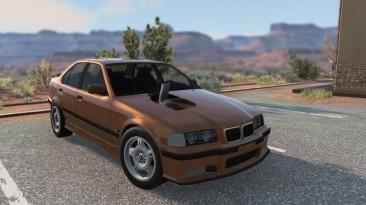 "BeamNG.drive ""Автомобиль BMW E36 2JZ и RB26 Swap v1.0 (0.23.5)"""