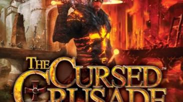 Бокс-арт The Cursed Crusade