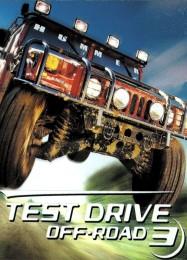 Обложка игры Test Drive Off-Road 3