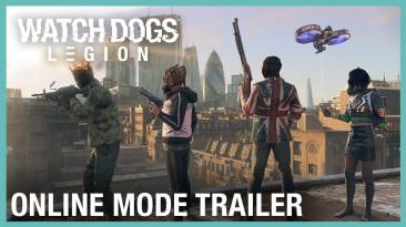 В Watch Dogs: Legion стал доступен мультиплеер на PS5, Xbox Series, PS4, Xbox One и Stadia
