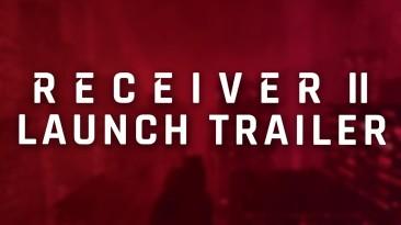 Релизный трейлер Receiver 2 - дотошного симулятора стрельбы из пистолета