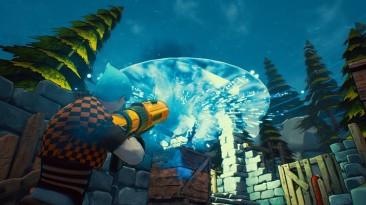 """Разработчики """"Королевской битвы"""" Crazy Justice настаивают на том, что игра - не клон Fortnite"""
