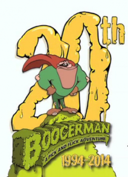 Boogerman 20th Anniversary: The Video Game