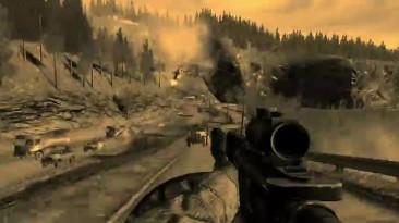Немое кино в Call of Duty