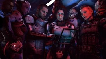 Ремастер Mass Effect показал лучший пиковый онлайн в Steam среди платных игр EA