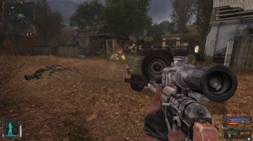 """S.T.A.L.K.E.R.: Shadow of Chernobyl """"Vosmod 1.8"""""""