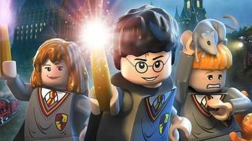 Анонсированы ремастеры Lego Harry Potter