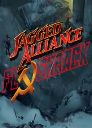Обложка игры Jagged Alliance: Flashback