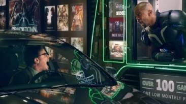 Ты готов играть ?! - Терри Крюс отжигает в новом рекламном видео Xbox Game Pass и Crackdown 3