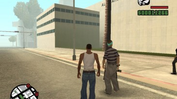 "Grand Theft Auto: San Andreas ""Охота за Сиджеем правильными ацтеками (SA) 1.0"""