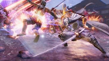 Еще 10 персонажей пополнят состав Samurai Warriors 5