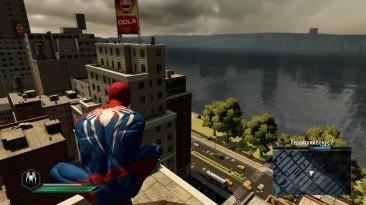 "The Amazing Spider-Man 2 ""Насыщенный ENB [TuriCt]"""