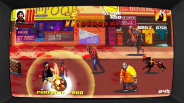 Список достижений из Dead Island: Retro Revenge
