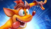Пользователи нашли новую Crash Bandicoot в Twitter
