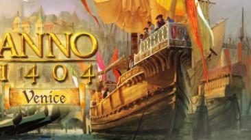 Anno 1404: Venice: Trainer & Shipeditor (+7) [2.00.5008] {DNA / HoG}