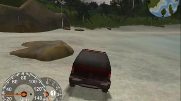 Прохождение 4х4: Evolution 2 #18 - Миссия: Остров черепа - Аварийный контакт