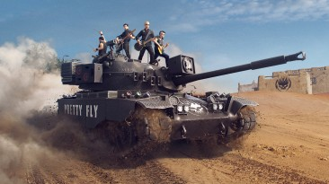 Да будет рок! World of Tanks отметила выход нового альбома The Offspring