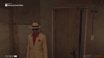 Hitman - туалетный убийца