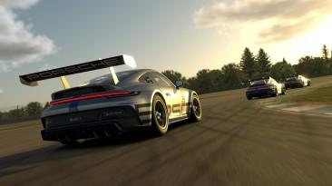 iRacing - В сентябре будет добавлен Porsche 911 GT3 Cup (992)