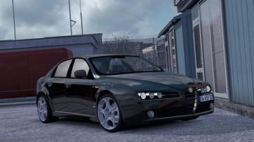 "Euro Truck Simulator 2 ""Alfa Romeo V1R40 для версии 1.38"""