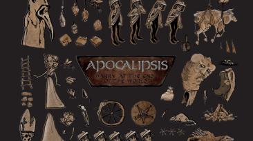 "Apocalipsis ""Артбук"""