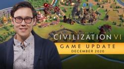 Civilization VI представляет новое обновление: выберите свой город-государство и скажите другим лидерам заткнуться