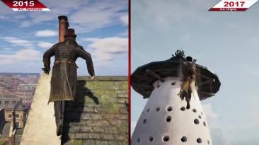 Сравнение Assassin's Creed Syndicate vs. Origins | ULTRA | RX 580