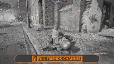 CHICKEN SOLDIER- Куриный солдат funny Battlefield