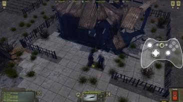 ATOM RPG - поддержка геймпада. Часть 1