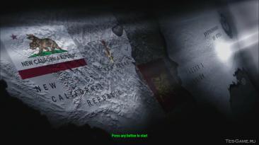 """Fallout 4 """"Главное меню в стиле The High Castle"""""""