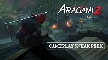 3-минутный обзор геймплея и 8-минутный игровой ролик Aragami 2