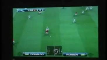 "PES 2009 ""Video MU vs RM"""