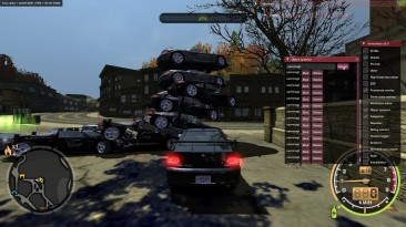 Need for Speed: Most Wanted (2005): Чит-Мод/Cheat-Mode (VerbleHack v5.5)