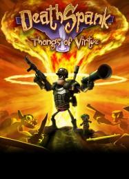 Обложка игры DeathSpank: Thongs of Virtue
